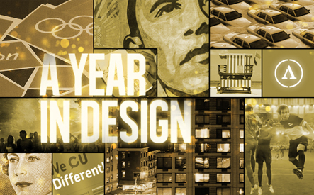 2012: A year in design... Merry Christmas from Avenue!