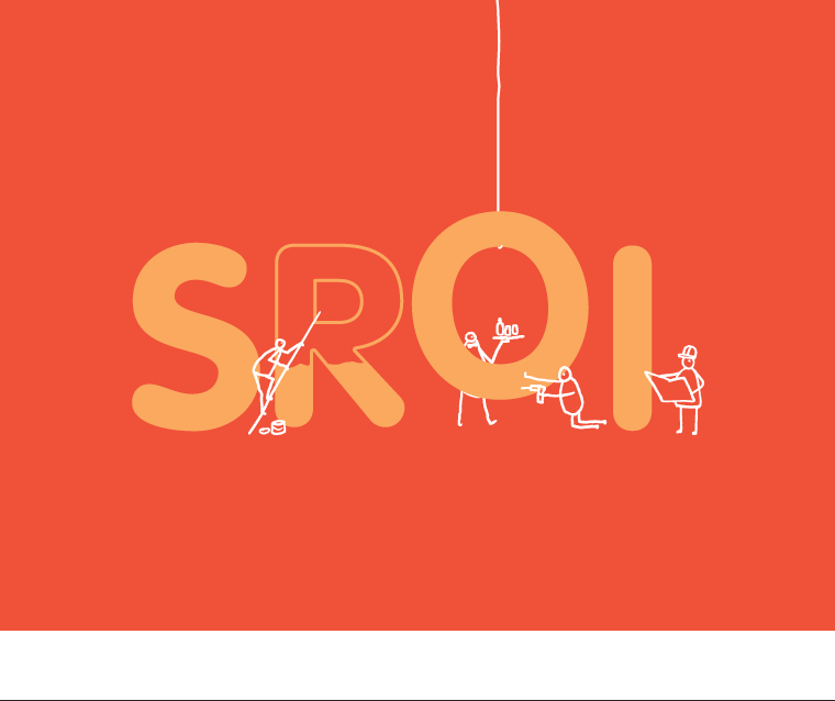 Octavia Foundation SRoI Impact Report illustration