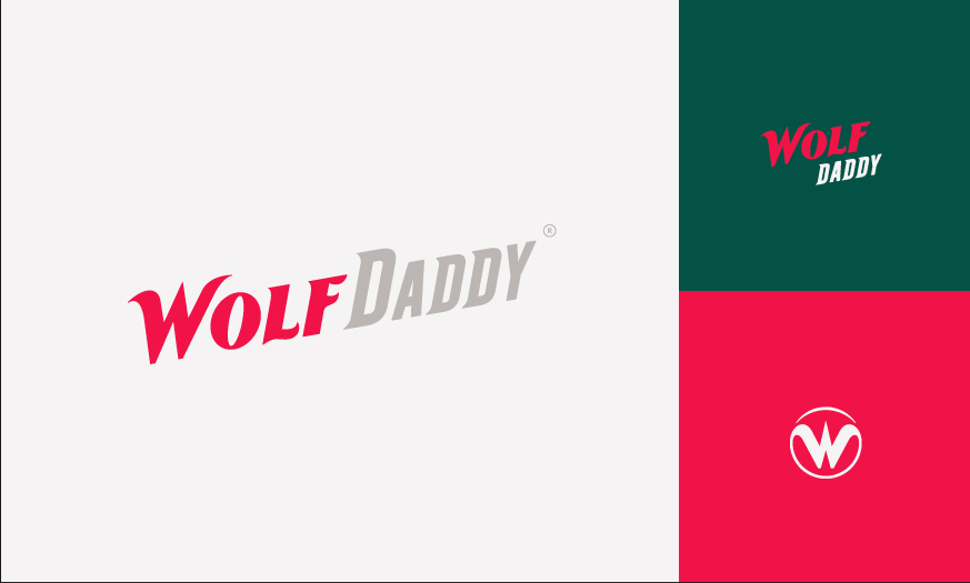 Wolf Daddy Logo Design and Branding