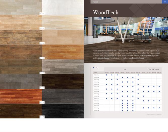 Branding brochure design web design stationery blueprint spread design featuring blueprints woodtech flooring range malvernweather Choice Image